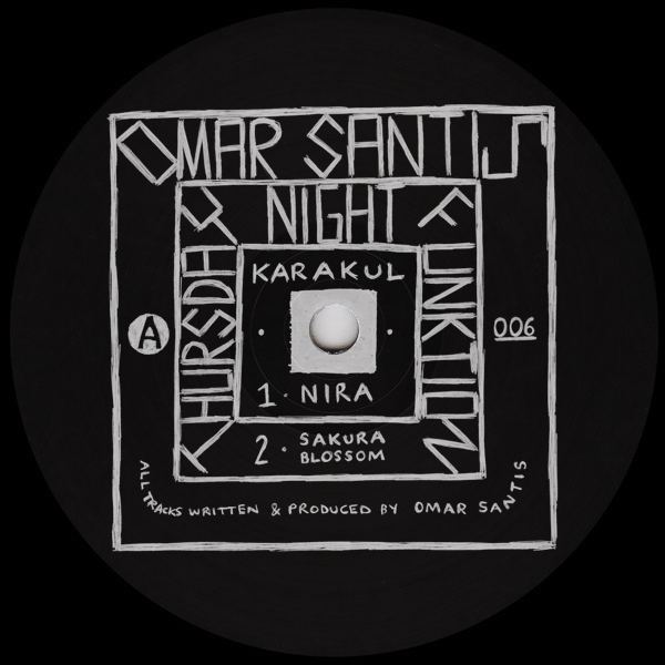 Omar Saints/THURSDAY NIGHT FUNKTION 12""