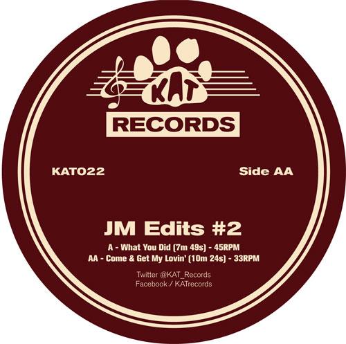 """JM/KAT EDITS #2 12"""""""
