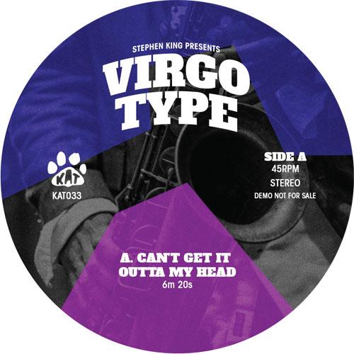 """Virgo Type/KAT EDITS 12"""""""