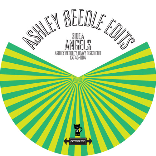 Ashley Beedle vs Flora Purim/ANGELS 7""