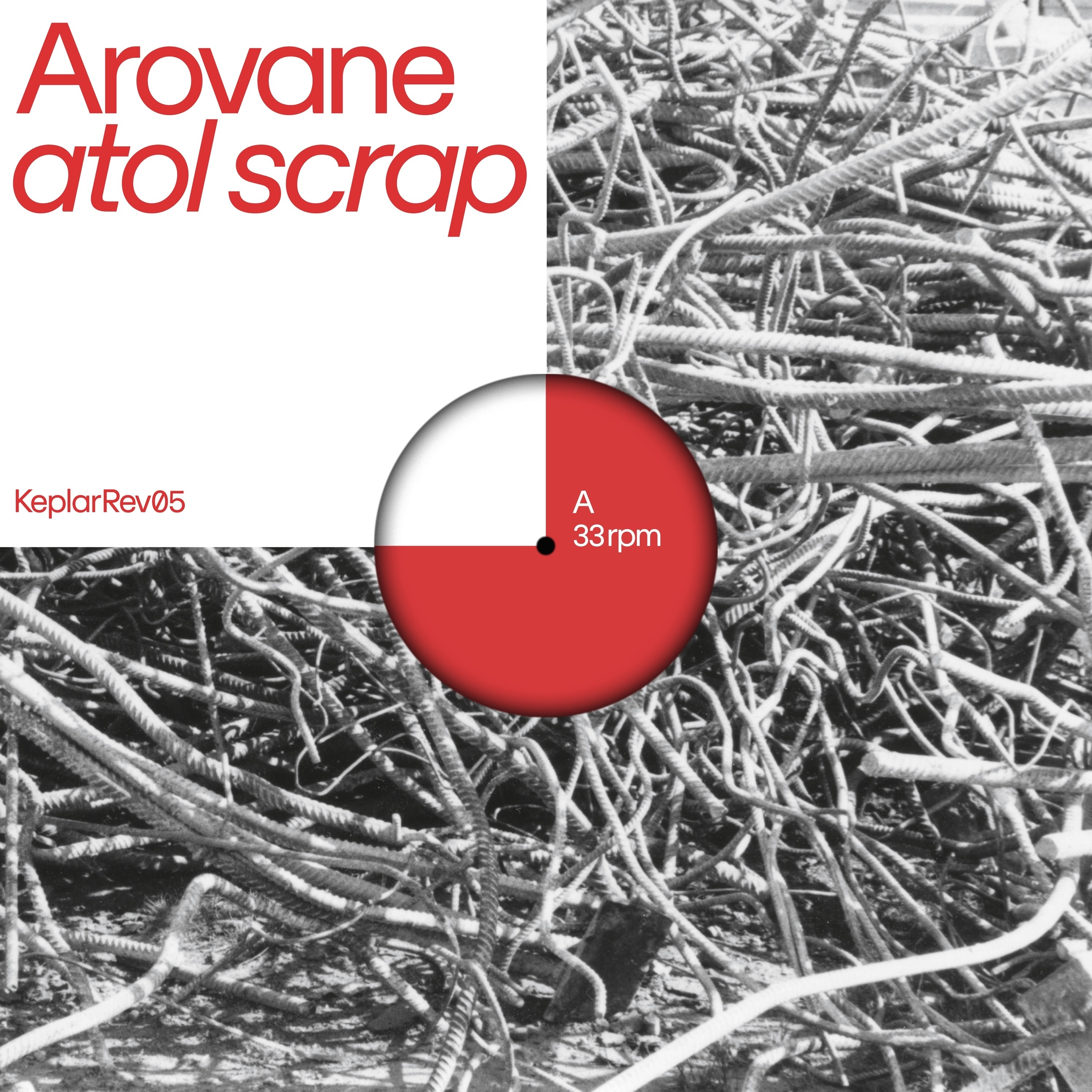 Arovane/ATOL SCRAP LP
