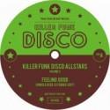 "Killer Funk Disco Allstars/VOL.2 12"""