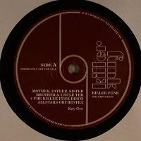 """MFSB & Killer Funk Allstars/KAY GEE 7"""""""