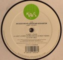 """Jacuzzi Boys & B Schuster/LADY LOVER 12"""""""