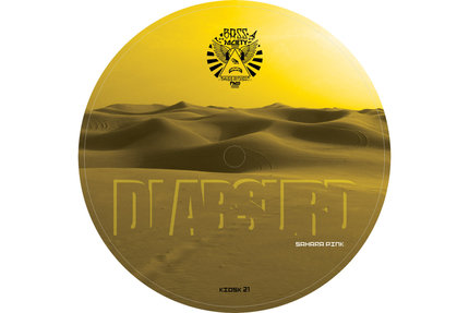 "DJ Absurd/SAHARA PINK 12"""