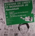 "Etienne De Crecy/HANUKKAH (BENI RMX) 12"""