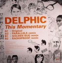 """Delphic/THIS MOMENTARY 12"""""""