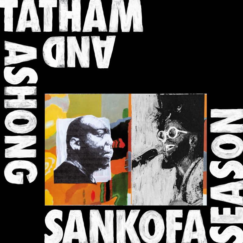 "Andrew Ashong & Kaidi Tatham/SANKOFA 12"""