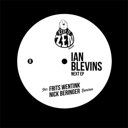 "Ian Blevins/NEXT EP 12"""