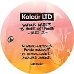 """Various/IT'S HOUSE NOT HOUSE EP #2 12"""""""
