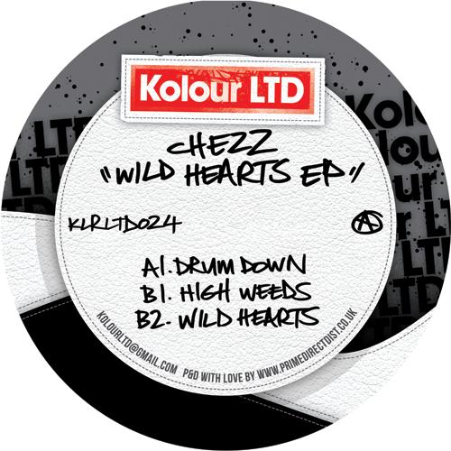"Chezz/WILD HEARTS EP 12"""