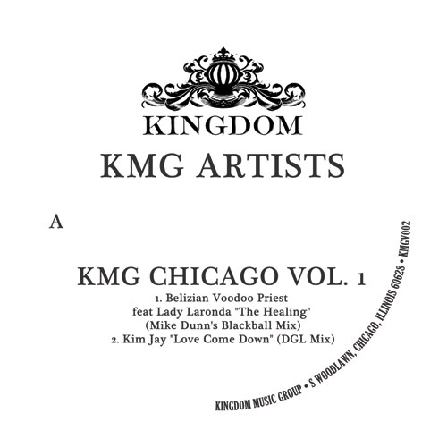 Various/KMG CHICAGO VOL. 1 12""