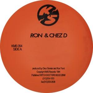 """Ron & Chez D/UNTITLED 12"""""""