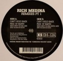 """Rich Medina/CONNECTING THE DOTS PT 1 12"""""""