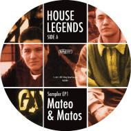 "Mateo & Matos/HOUSE LEGENDS EP #1 12"""