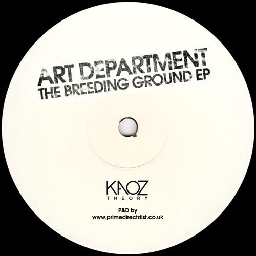 "Art Department/BREEDING GROUND EP 12"""
