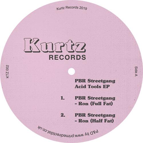 "PBR Streetgang/ACID TOOLS EP 12"""