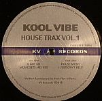 "Kool Vibe/HOUSE TRAX VOL.1 12"""