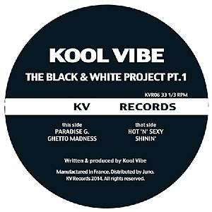 """Kool Vibe/BLACK & WHITE PROJECT PT 1 12"""""""