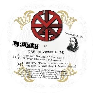 """Libertas/USE MOVEMENT EP 12"""""""