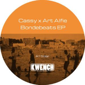 """Cassy & Art Alfie/BONDEBEATS EP 12"""""""