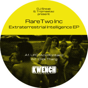 """Rare Two Inc/EXTRATERRESTRIAL... EP 12"""""""