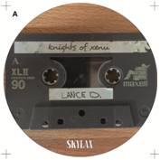 "Lance De Sardi/KNIGHTS OF XENU 12"""