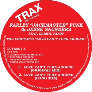 """Farley Jackmaster Funk/LOVE CAN'T.. 12"""""""