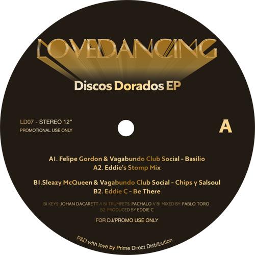 """Various/DISCOS DORADOS EP 12"""""""