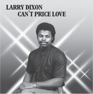 Larry Dixon/CAN'T PRICE LOVE LP