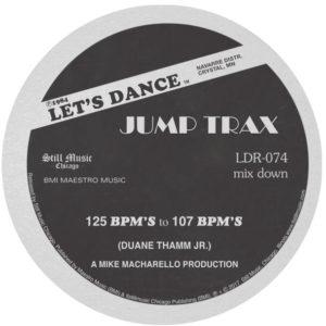 "Duane Thamm Jr./JUMP TRAX 12"""