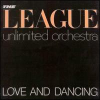League Unlimited/LOVE & DANCING LP