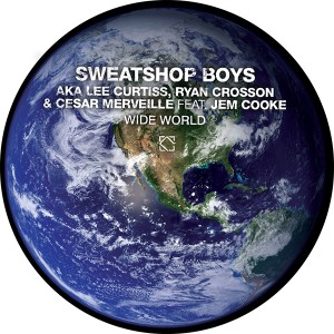 Sweatshop Boys/WIDE WORLD 12""
