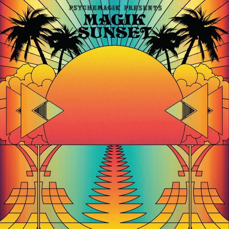 Psychemagik/MAGIK SUNSET VOL 1 DCD