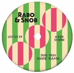 "Rabo & Snob/LEV TLV EP 12"""