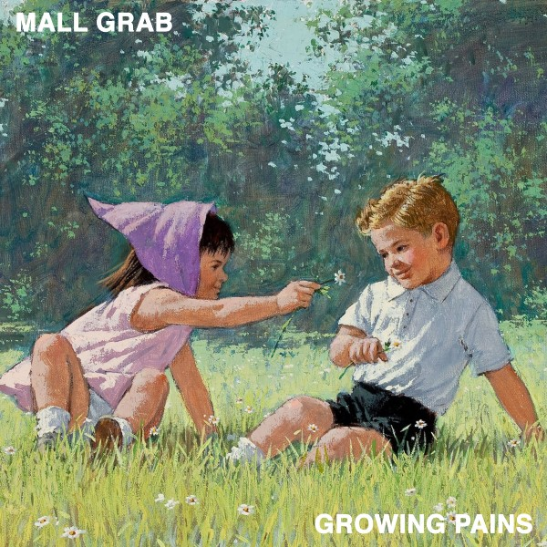 Mall Grab/GROWING PAINS EP 12""