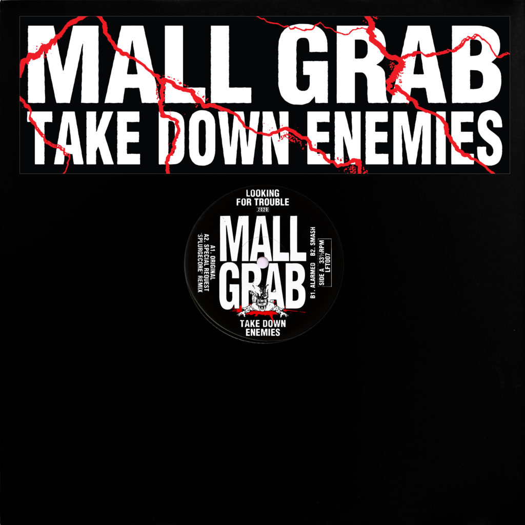 Mall Grab/TAKE DOWN ENEMIES 12""