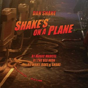 "Dan Shake/SHAKE'S ON A PLANE 12"""
