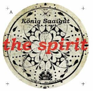 """Konig Saatgut/THE SPIRIT (1-SIDED) 12"""""""