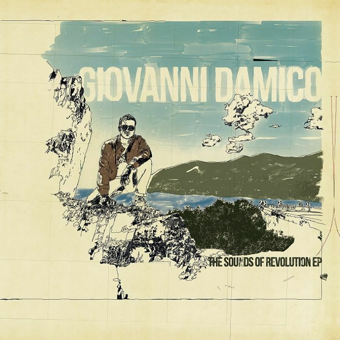 "Giovanni Damico/SOUNDS OF REVOLUTION 12"""