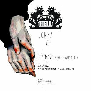 """Jonna & Javonntte/JUS MOVE 12"""""""