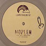 "Moplen & The Reflex/LET NO MAN CLASH 10"""