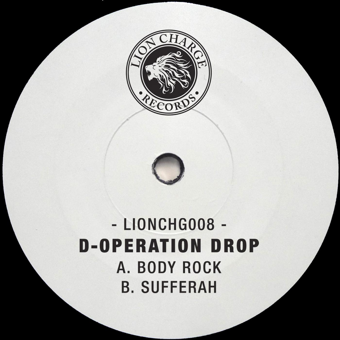 "D-Operation Drop/BODY ROCK 12"""