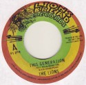 Lions, The/THIS GENERATION 7""