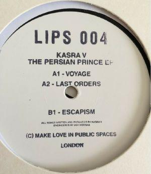 """Kasra V/THE PERSIAN PRINCE EP 12"""""""