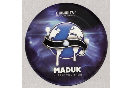 """Maduk/TAKE YOU THERE 12"""""""