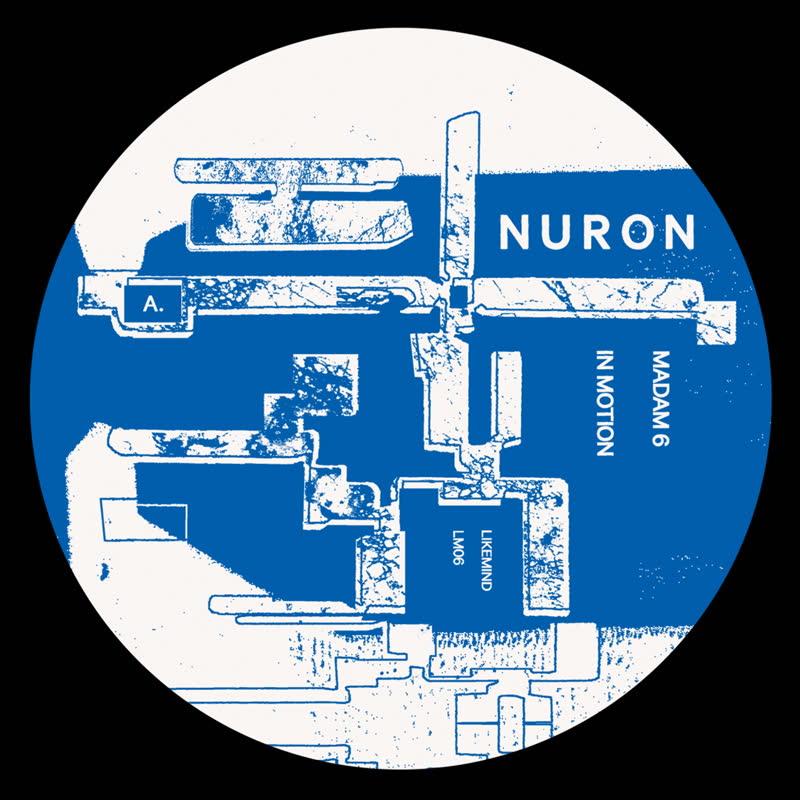 "Nuron & Fugue/LIKEMIND 06 D12"""
