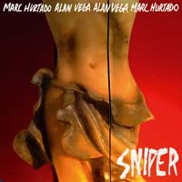 Alan Vega & Marc Hurtado/SNIPER CD