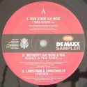 """Various/DE MAXX SAMPLER #1 (MSTRKRFT)12"""""""