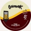 "Gecko Turner/TRULY (MOONSTARR REMIX) 7"""